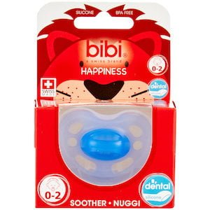 BIBI snuð Happiness dental 0-2 mán